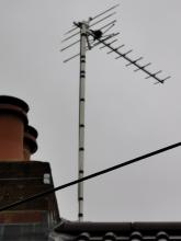 new digital aerial installed in watford